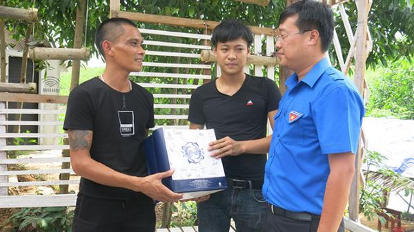 Từ phạm nhân đến ông chủ trẻ của chàng trai Quảng Bình