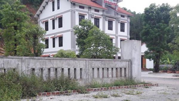 Quảng Bình: Bị khởi tố vẫn tiếp tục công tác