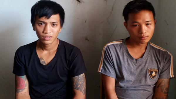 Quảng Bình: Tóm gọn hai 9X chuyên trộm hàng của tiệm bách hóa