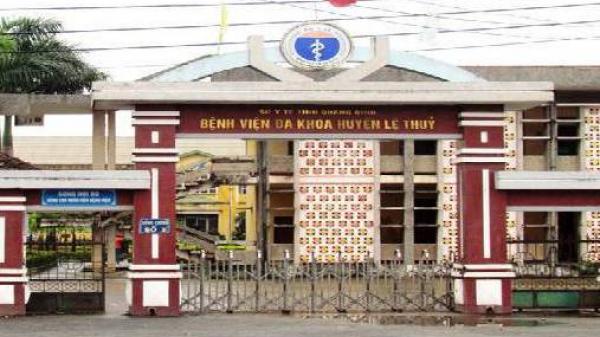 Bệnh viện đa khoa huyện Lệ Thủy: Tuyển dụng viên chức sự nghiệp