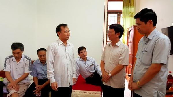 Vụ chìm thuyền trên sông Son, Quảng Bình: Bí thư Huyện ủy nhận trách nhiệm trước đoàn du lịch