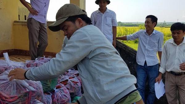 Cam Lộ cơ bản hoàn tất việc thu mua ớt cho người dân
