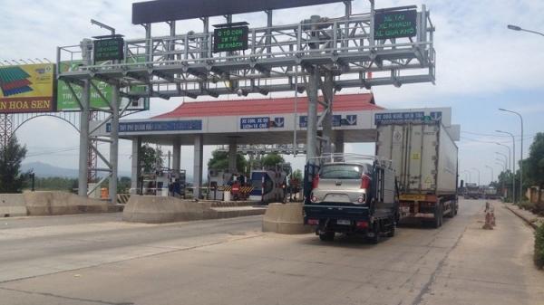 Quảng Bình: Miễn phí cho gần 10.000 phương tiện lưu thông qua trạm BOT Quán Hàu