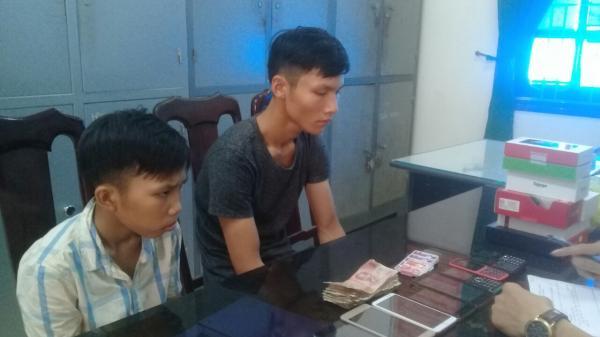 Minh Hóa: Bắt giữ hai đối tượng trộm cắp tài sản