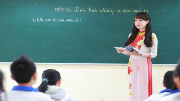 Ủy ban nhân dân huyện Minh Hóa: Thông báo tuyển dụng viên chức sự nghiệp giáo dục
