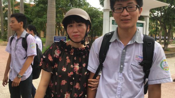Quảng Bình: Thí sinh hoãn mổ ruột thừa, tiêm thuốc giảm đau để đi thi