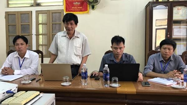 Trù dập giáo viên, hàng loạt cán bộ huyện Lệ Thủy, Quảng Bình bị kiểm điểm