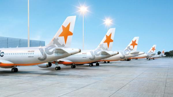 Chim va vào máy bay, nhiều chuyến bay của Jetstar bị ảnh hưởng
