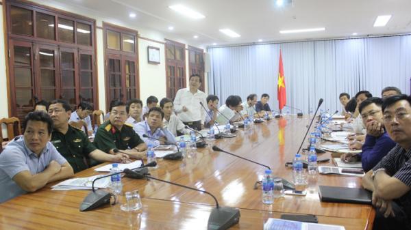 Điều chỉnh hướng tuyến đường sắt cao tốc Bắc-Nam đoạn qua Quảng Bình - Báo Quảng Bình điện tử