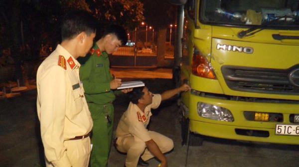 Tài xế xe tải gây tai nạn ở Quảng Bình chạy vào Đà Nẵng lẩn trốn