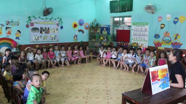 Quảng Bình: Miễn học phí cho trẻ em mầm non vùng khó khăn