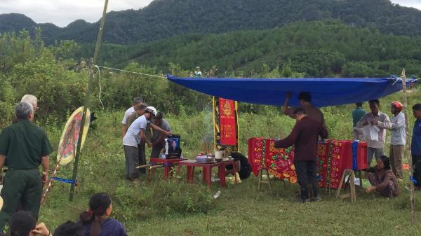 Quảng Bình: Tìm thấy thi thể người đàn ông mất tích khi đang trên đường đi trồng rừng về
