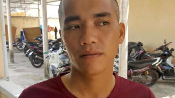 Nam thanh niên giả nhà sư, vào nhà dân ở Quảng Bình bán nhang rồi trộm điện thoại