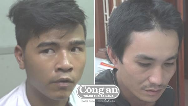 Hai đối tượng người Quảng Bình sa lưới ở Quy Nhơn
