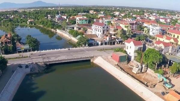 Quảng Bình: Phê duyệt quy hoạch chung thị xã Ba Đồn, tỉ lệ 1/10.000