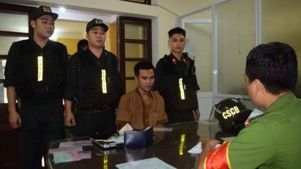 'Siêu trộm' người Quảng Bình đột nhập hàng loạt nhà dân đụng Cảnh sát cơ động