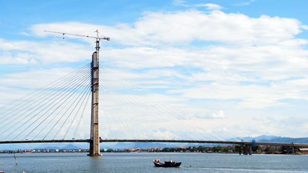Cầu Nhật Lệ 2: Vươn cao khát vọng đổi mới