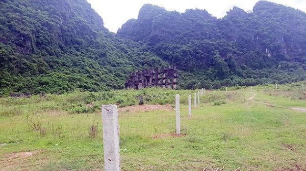 Bát nháo lấn chiếm ở Phong Nha - Kẻ Bàng