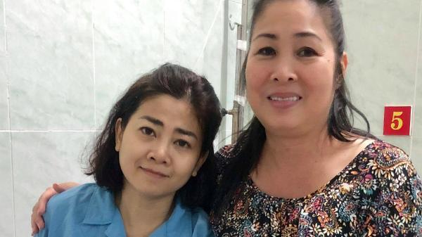 Tình trạng sức khỏe hiện giờ của Mai Phương qua lời kể của đồng nghiệp