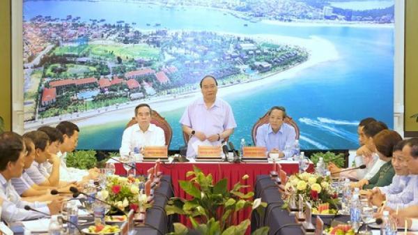 Thủ tướng ví du lịch Quảng Bình như 'viên kim cương xanh' độc nhất vô nhị và sẽ tỏa sáng