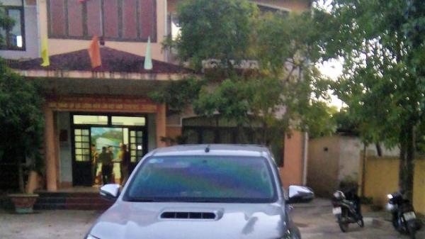 Vụ Hạt trưởng kiểm lâm bị đánh ở Quảng Bình: Đối tượng là giám đốc, dọa xử cả Phó chủ tịch huyện