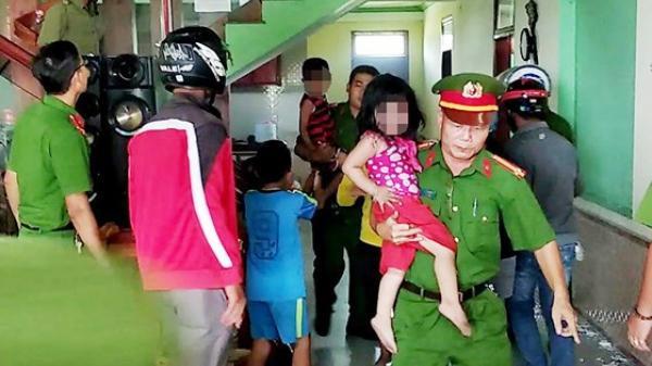 Quảng Bình: Bố đẻ nhốt 3 con trong nhà định tự thiêu