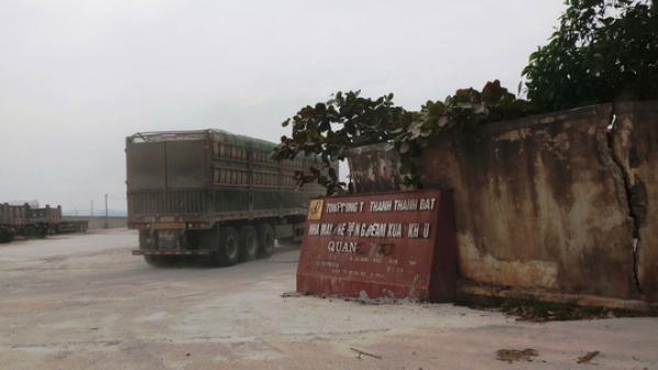 Quảng Bình: Sống khổ vì ô nhiễm kéo dài