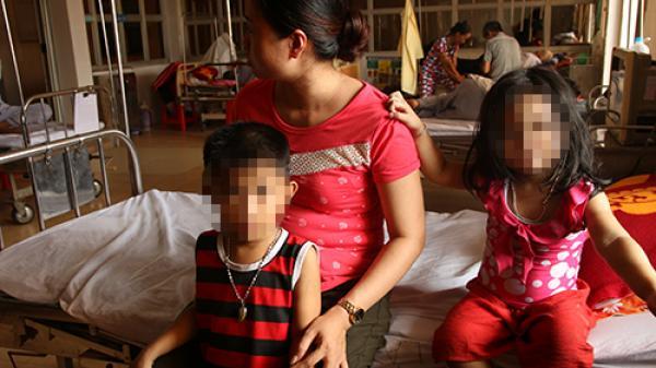 Công an tạm giữ người đàn ông đốt nhà, định tự thiêu cùng ba con chỉ vì ghen vô cớ
