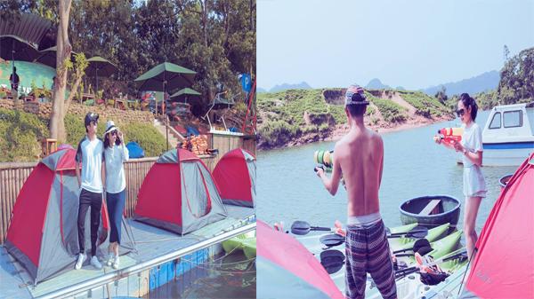 Phát hiện khu cắm trại mới toanh chắc chắn là điểm đến hot nhất hè 2017