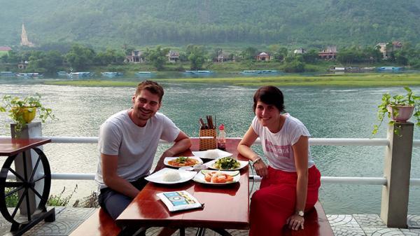 Quảng Bình: Nơi nghỉ dưỡng tuyệt vời bên bờ sông Son