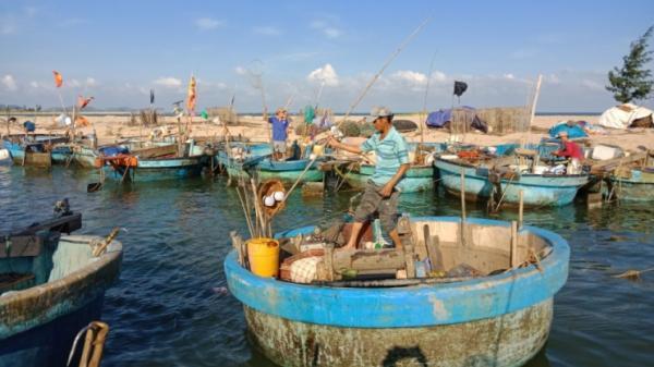 Nước biển ven bờ ở Quảng Bình vẫn ở ngưỡng an toàn