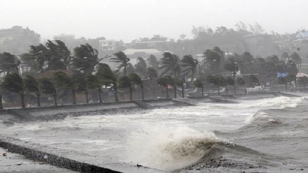 Năm 2017, có khoảng 15 cơn bão và ATNĐ trên Biển Đông