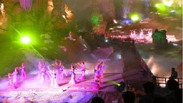 Tổ chức thi Hoa hậu ở động Thiên Đường không đảm bảo an toàn