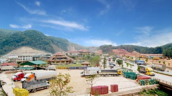 Trong tháng 10, Cửa khẩu Cha Lo tỉnh Quảng Bình đạt kim ngạch xuất, nhập khẩu hơn 85 triệu USD