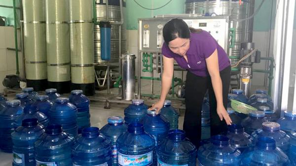 Quảng Bình: Chủ cơ sở kinh doanh nước sạch đóng chai bị dọa gi.ết do mở rộng thị phần (?!)