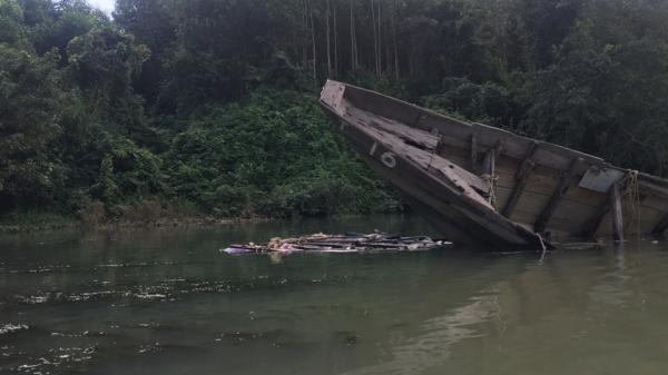 Quảng Bình: T.ai n.ạn đường thủy ngh.iêm tr.ọng trên sông Long Đại khiến 1 phụ nữ th.iệt m.ạng