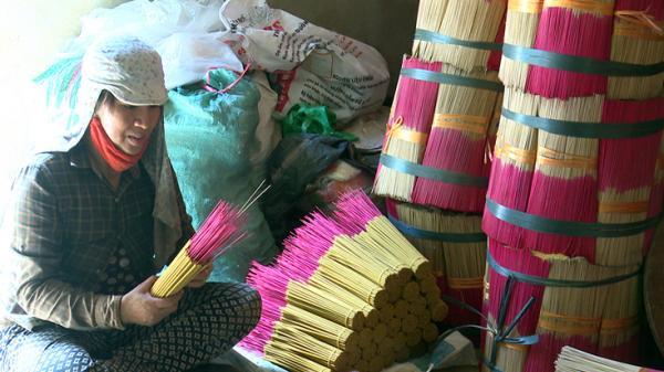 Quảng Bình: Giải quyết việc làm cho lao động địa phương từ hương trầm