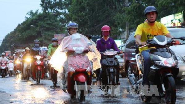 Dự báo thời tiết ngày 22/11: Các tỉnh Bắc và Trung Trung Bộ có mưa to, dông