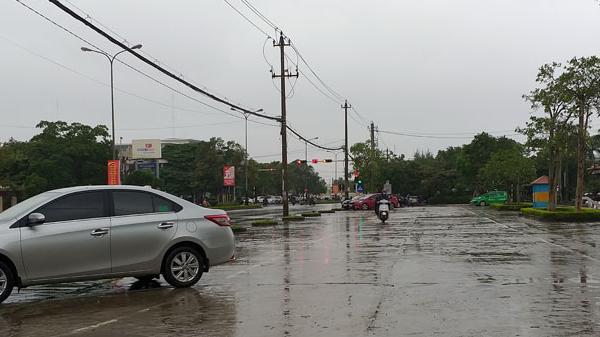 Quy hoạch bãi đỗ xe trên các tuyến đường trọng điểm ở TP. Đồng Hới