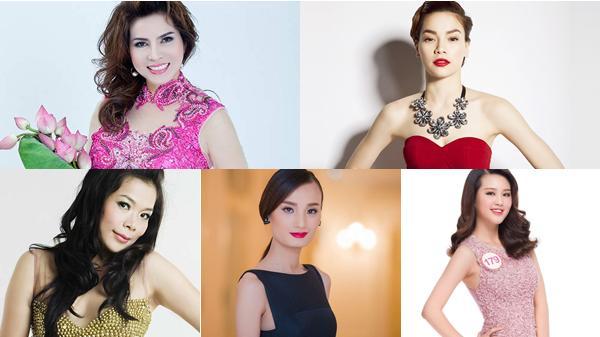 5 mỹ nhân gốc Quảng Bình nổi tiếng trong showbiz Việt