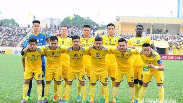 Sông Lam Nghệ An tham gia giải đấu tại Quảng Bình