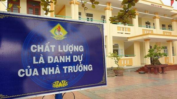 Khởi tố vụ cô giáo Quảng Bình ra lệnh tát học trò 231 cái