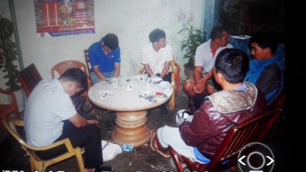 Công an huyện Quảng Trạch khởi tố vụ án đánh bạc