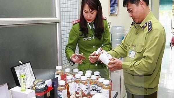 Lập đoàn kiểm tra dược phẩm, thực phẩm chức năng ở nhiều tỉnh