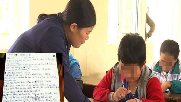 Vụ học sinh bị 231cái tát: Yêu cầu xử lý việc hiệu trưởng 'điều tra' học sinh