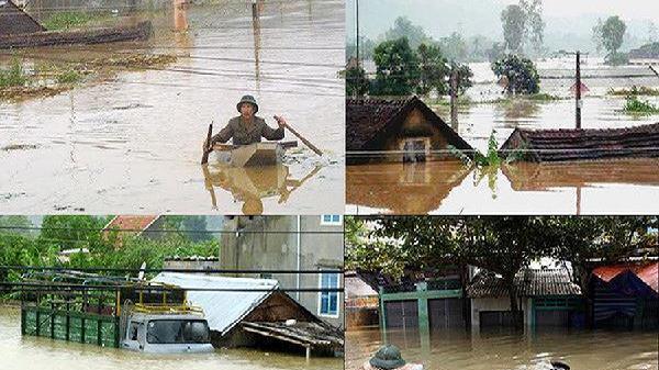 Cho vay xây nhà tránh bão lụt khu vực Bắc Trung Bộ và Duyên hải miền Trung