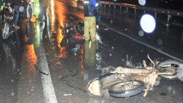 Quảng Bình: Truy tìm chiếc 'xe điên' gây tai nạn khiến 3 người nhập viện