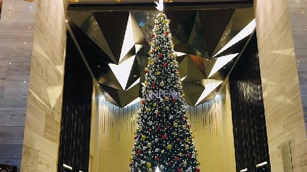 Giáng sinh lấp lánh tại các khách sạn 5 sao nổi tiếng