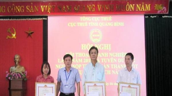 PC Quảng Bình: Đơn vị xuất sắc trong công tác nộp ngân sách Nhà nước