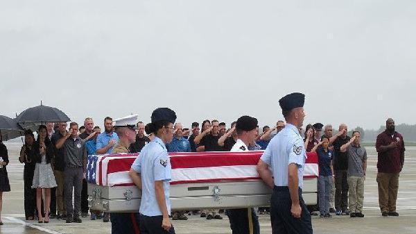Hồi hương hài cốt 3 quân nhân Mỹ mất tích
